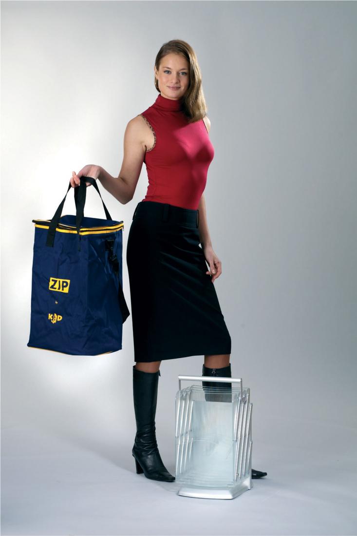 Zipback Small-Transporttasche
